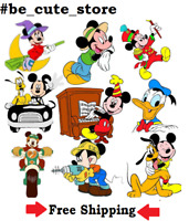 NEW Metal Cutting Dies Mickey Mouse Scrapbooking Stencil Card Craft Embossing