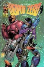 Weapon Zero Vol. 1 (1995) #3 of 4