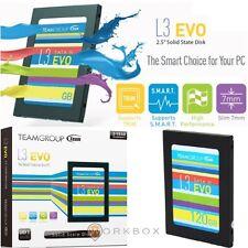HD STATO SOLIDO SSD 2,5 120GB Team GROUP L3 Evo T253LE120GTC101 7MM PERFOMANTE