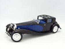 Solido SB 1/21 - Bugatti Royale Type 41 1930 Noire et Bleue