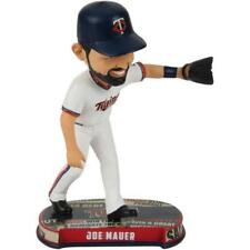 Joe Mauer Minnesota Twins Headline Special Edition Bobblehead MLB