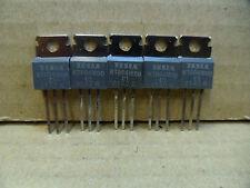 5 x TRIAC btb10-800b = KT 804-800 800v/10a