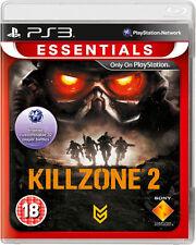 Killzone 2: PS3 Essentials-Nuevo Sellado