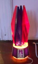 Utopische Tischlampe Lampe Leuchte Ufo Sputnik Space Age Ära 70er DDR UdSSR Deko