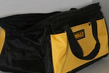New 13 Inch Dewalt Nylon Wide Mouth Tool Bag with 6 Pockets