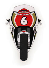 Lucky Strike Suzuki Bike Sticker Logo