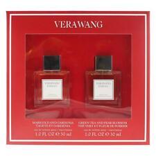 Vera Wang Embrace 2x EDT 30ml Marigold And Gardenia & Green Tea And Pear Blossom
