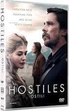 Dvd Hostiles. Ostili - (2017) ......NUOVO
