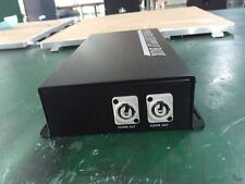 LED Dancefloor Power Control Box with UK Mains Plug