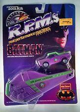 Vintage Batman Tonke R.P.M's The Joker Car Launcher Retro 1990 Keaton MOC NIP