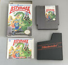 Astyanax+Nintendo+NES+Complete+CIB+Tested+One+Cent+No+Reserve