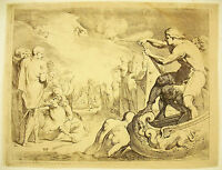 A D'Ulysse Théodore Van Thulden 1633 Ap the Primaticcio Odyssey of Ulysse 2