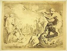 Odysée d'Ulysse Théodore Van Thulden 1633 d'ap le Primatice Odyssey of Ulysse 2