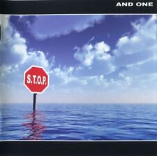 AND ONE STOP S.T.O.P. LIMITED 2CD Digipack 2012