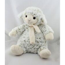 Doudou peluche mouton blanc beige ANNECY RODADOU RODA - Mouton Classique