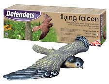 STV Flying Falcon Cat Bird Scare Protect Fish Garden Decoy Humane Bird Deterrent