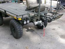 M274 Mule 2500 lb Winch Plug-&-Play