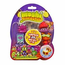 Moshi Monsters 78104 Series 3 Moshling Collectible 5 Figure Pack