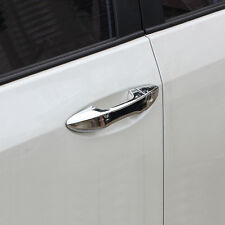 8* ABS Chrome Car Door Handle Cover Trim For Toyota Corolla 2014 2015 2016 2017