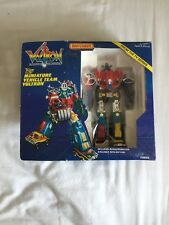 Vintage Matchbox 1985 VOLTRON Miniature Vehicle Team MISB