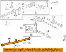 GM OEM Rear-Drive Shaft 23167530