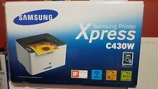 Samsung Xpress C430W Wireless Laser Network Printer