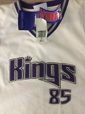 NBA Sacramento Kings Women's Apparel Embroidered Jersey Size Large NWT $90