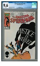 Amazing Spider-Man #278 (1986) Death of The Wraith CGC 9.6 LL047