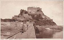 Mont Orugeil Castle, Gorey, JERSEY, Channel Islands