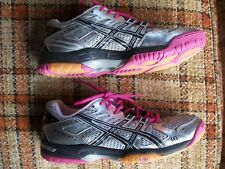 Asics Womens Size 11 (EURO 43.5) Gel-Rocket Volleyball Shoes B257N