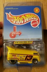 VW Racing Drag Bus Volkswagen Dragster Hot Wheels Jiffy Lube Mail-In