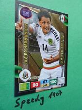 PANINI ROAD TO RUSSIA 2018 fifa world cup Limited Edition hernandez adrenalyn