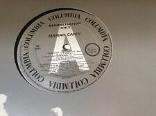 "Mariah Carey - There's Got To Be A Way - 1991 UK Promo Only 4trk 12"" Vinyl, Rare"