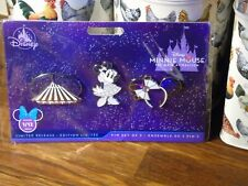 Disney Minnie Mouse Main Attraction Pin set January