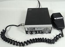 Vtg Midland CB Ham Radio Transciever 23 Channel Model 13 853 Base Station 1975