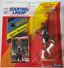1992 Starting Lineup David Robinson 50 San Antonio Spurs NBA Basketball Figurine