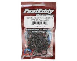 FastEddy Tekno SCT410 4WD SC Bearing Kit [TFE619]