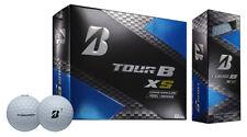 Bridgestone 2018 Tour B XS Golf Balls 12 Count Box 1 Dozen No LOGOs Brand New!
