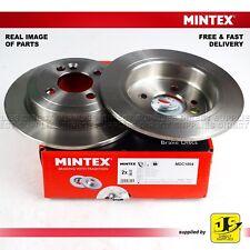 2X MINTEX REAR DISC BRAKES MDC1804 MINI MINI R50, R53 R56 R55 R52 R57 R58 R59