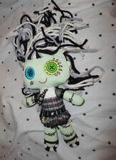 "Monster High Friends Doll Frankie Stein 10"" Plush Soft Toy Stuffed Animal"