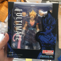 New Demoniacal Fit Dragon ball Z SHF Action Figure Vegetto Ultimate fighter MISB