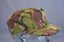 British Army Woodland DPM Crap Hat - Washed Soft Hat