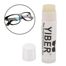 YIBER the Glasses Wax, Eyeglass Cleaner with Lid,Stop Slipping T7G6
