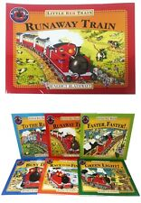Benedict Blathwayt Little Red Train 6 Books Collection Set Runaway Train PB