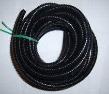 "20 Ft. 1/8"" Split Wire Loom Conduit Polyethylene Tubing Car Audio Installation"