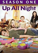 Up All Night: Season One (DVD, 2012, 3-Disc Set)