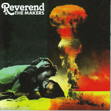 cd-album, Reverend & The Maker - A French Kiss In The Chaos, 10 Tracks