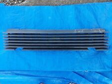 Ford XD Falcon Grill Grille Incl. Badge Bracket. Used Broken Genuine & Original.