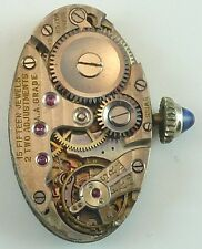 Vintage Rival Watch Co. Mechanical Wristwatch Movement  - Parts / Repair