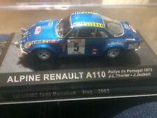 New ListingModel car Alpine Renault A110 2003 new in box